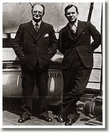 Lester B. Pearson and O.D. Skelton, n.d.