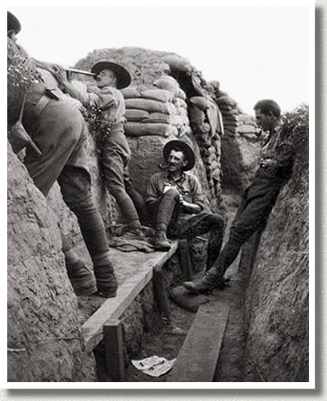 Men in Trench, n.d.