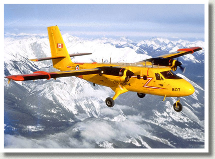 Twin Otter aircraft of 418 Squadron, n.d.